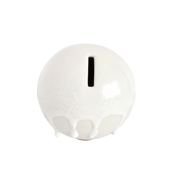 Money Bank (White)