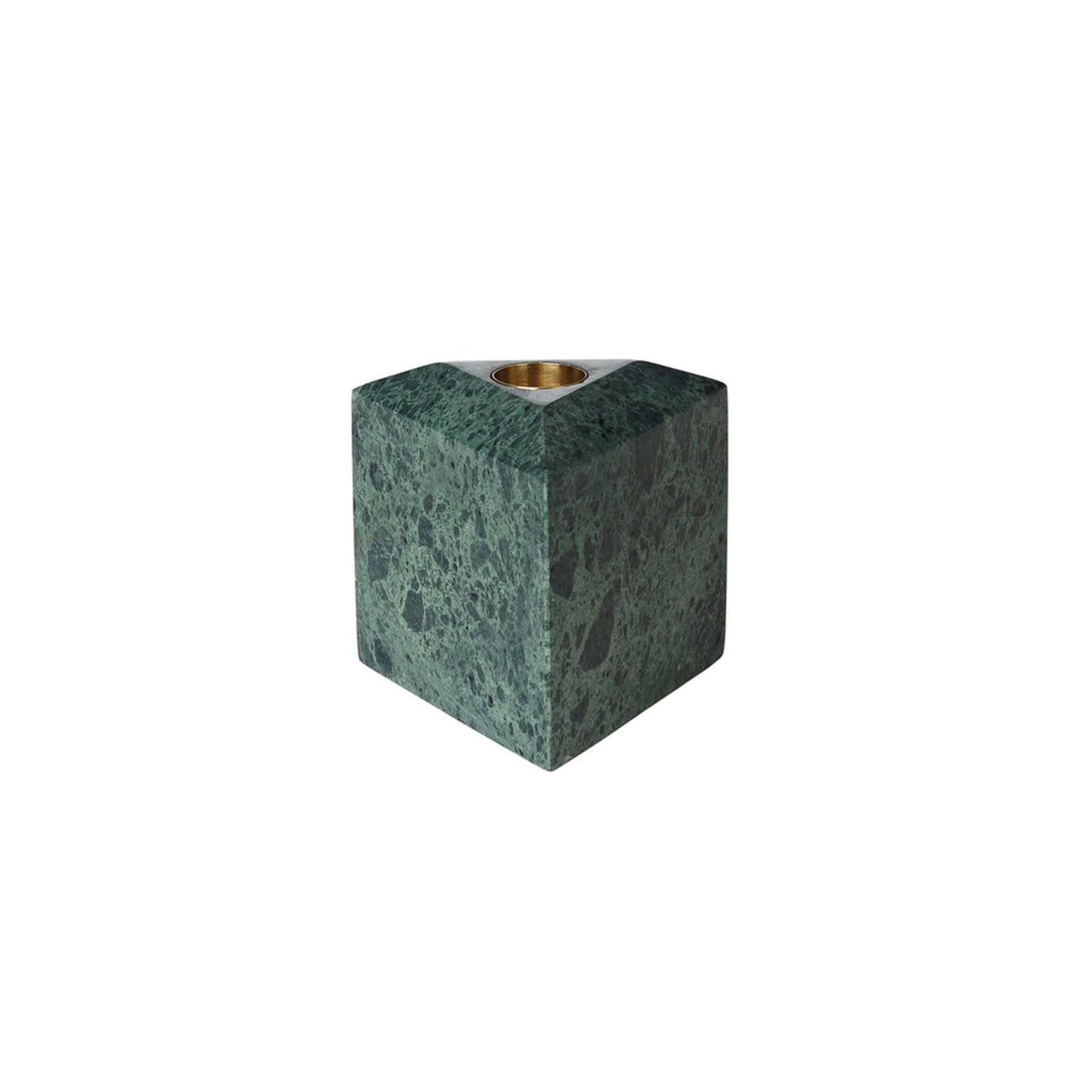 Stone Trievis Triagle Light (Green)